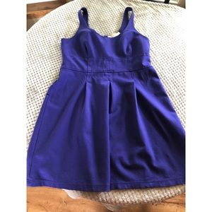 CCO Sale Ann Taylor Loft Ponte Knit Dress Size 12
